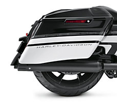 CVO 4 in. Touring Mufflers