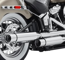 Street Cannon Mufflers - Short
