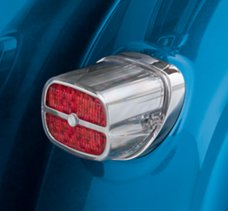 Bar & Shield LED Tail Lamp