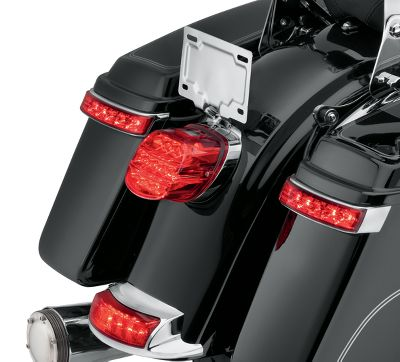Electra Glo LED Saddlebag Run/Brake/Turn Lamp