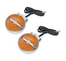 Front LED Flat Lens Turn Signal