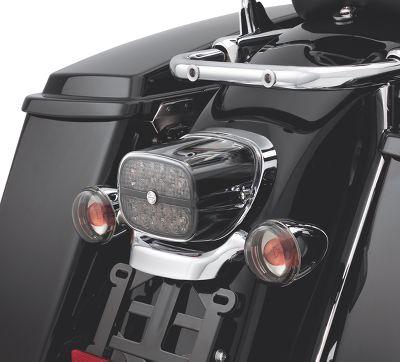 Chrome Bobtail Fender Rack Luggage Racks Official