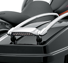 Air Wing Saddlebag Lid Rail LED