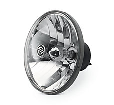 Halogen Headlamp - Clear Smooth