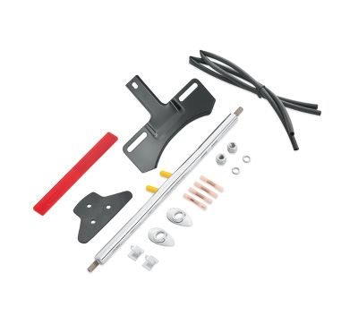 DS Rear Turn Signal Relocation Kit Chrome Harley Davidson Sportster//Dyna #143982