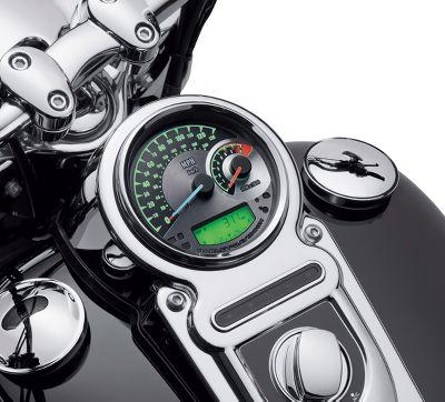 Combo Analog Speedometer/Tachometer MPH/km