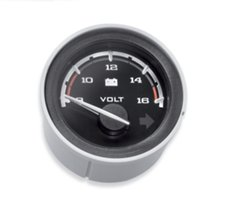 Custom Face Gauges - Voltmeter