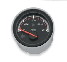 Custom Face Fuel Gauge