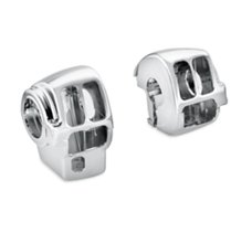 Chrome Switch Housing Kit