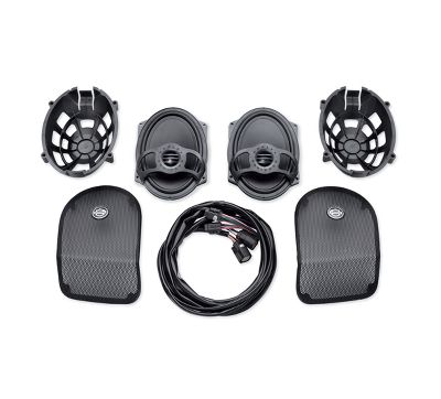 Boom! Audio Saddlebag Speaker Kit