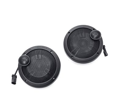 Boom! Audio Stage II 6.5 Tour-Pak & Trike Body Speakers