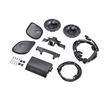 Boom! Audio Road Glide Bagger