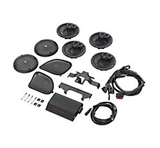 4-Speaker Ultra Boom! Audio