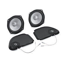 Boom! Bagger Fairing Speakers