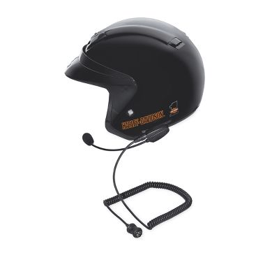 Boom! Full Helmet Music & Communications Headset