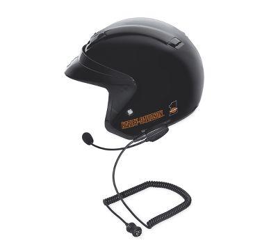 Boom! Full Helmet Music & Communications Headset