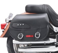 H-D Detachables Leather