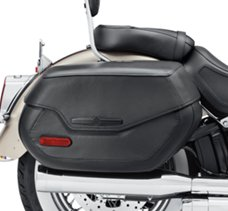 Rigid Mount Saddlebags