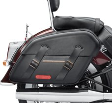 H-D Detachables Saddlebags –