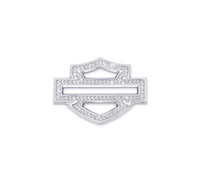 Diamond Ice Large Medallion
