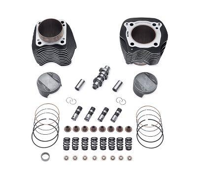 Milwaukee-Eight Engine Stage III Kit 107CI to 114CI