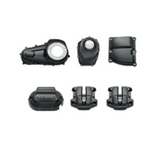 Gloss Black Engine Cover Kit –