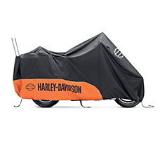 Indoor/Outdoor Motorcycle Cover