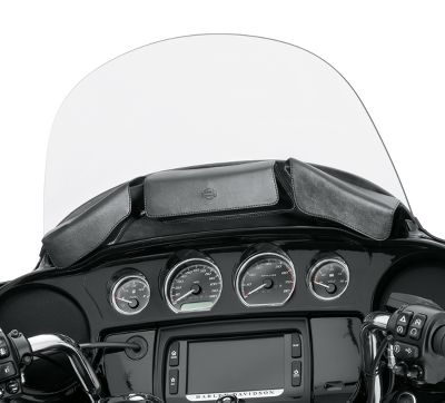 Three-Pocket Batwing Fairing Pouch
