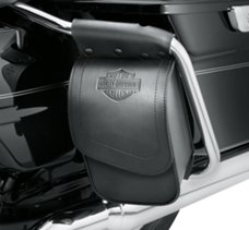 Left Saddlebag Guard Bag