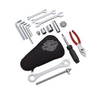 H-D Snap-On Softail Tool Kit | Tools | Official Harley ... Hd Tools