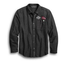 Multi-Patch Shirt