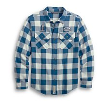 Buffalo Plaid Camp Shirt