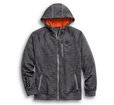 Performance Bonded Fleece Hoodie