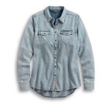 Born For Speed Denim Shirt