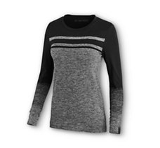 Nearly Seamless Knit Long Sleeve