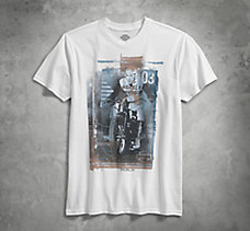 Heritage Photo Real Slim Fit Tee