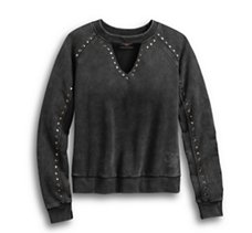 Studded Winged Pullover