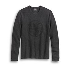 Circle Logo Sweater
