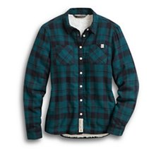 Sherpa Lined Layering Shirt