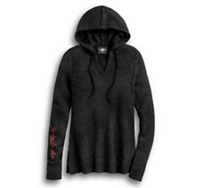 Pullover Hooded Sweater