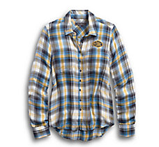 HDMC Plaid Shirt