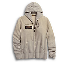 Winged Patch Hoodie