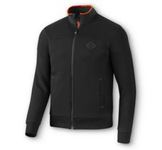 Mockneck Activewear Jacket