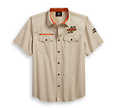 Screamin' Eagle Twill Shirt