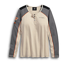 Screamin' Eagle Henley