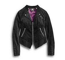 Velour Casual Jacket