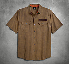 men's motorcycle shirts | harley-davidson usa