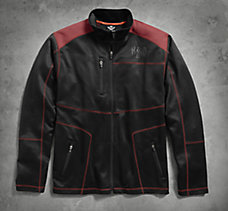 Performance Infrared Zip-Front J...