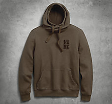 HD® MC Pullover Slim Fit Hoodie
