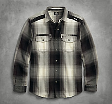 Heavyweight Plaid Shirt
